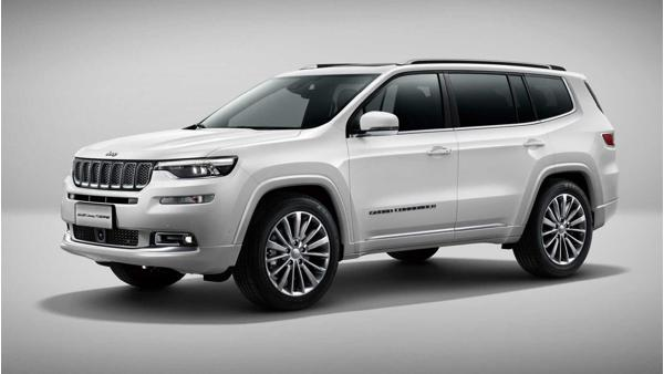 Jeep Compass Seven Seater Low-D