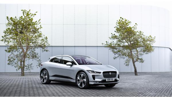 New Jaguar I-Pace launched in India