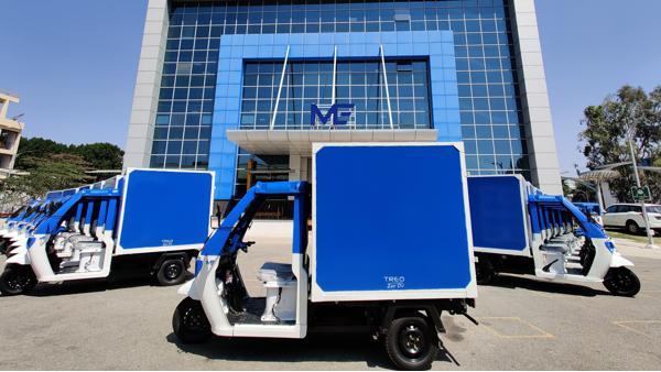 Mahindra Treo Zor electric delivery vehicle crosses 1000 sales milestone