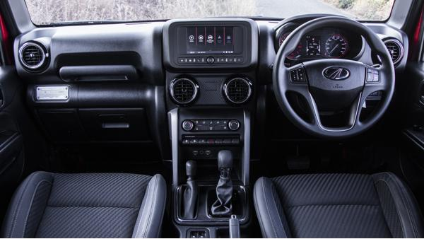 Mahindra Thar Petrol Automatic First Drive Review