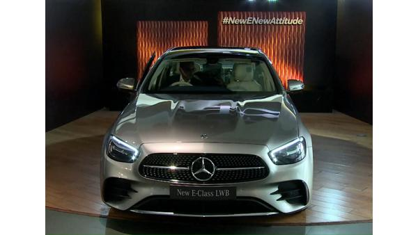New Mercedes-Benz E-Class facelift launched in India