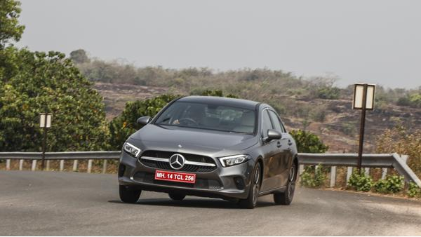 Mercedes-Benz A200 Limousine First Drive Review - CarTrade