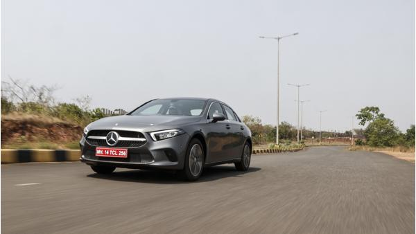 New Mercedes-Benz A-Class limousine launched in India