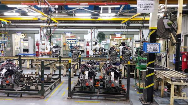 Nissan Magnite plant
