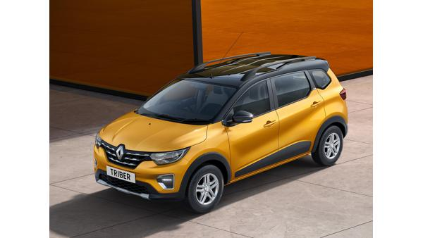 2021 Renault Triber launched