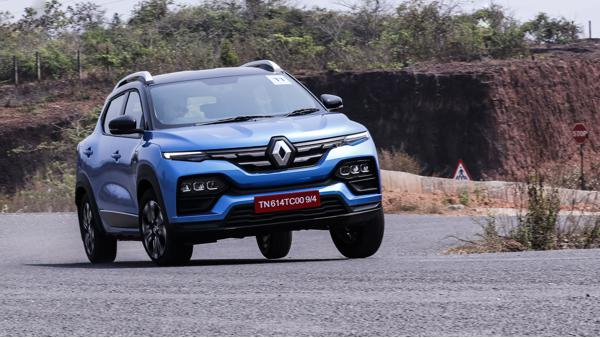 Renault Kiger Turbo Manual First Drive Review