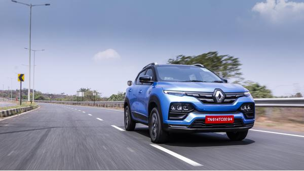 Renault Kiger Turbo Manual First Drive Review - CarTrade
