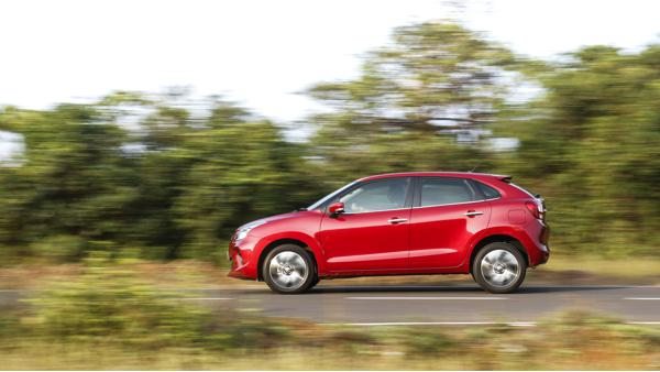 Toyota Glanza CVT First Drive Review