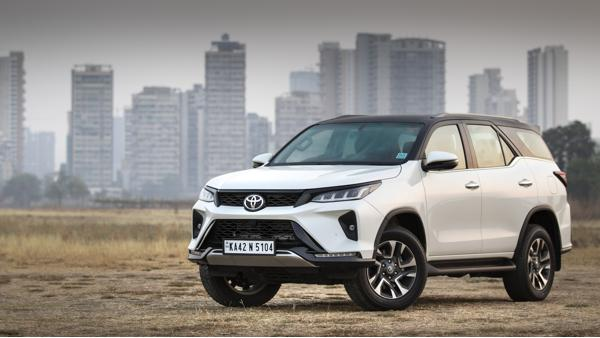 Toyota Fortuner Legender First Drive Review