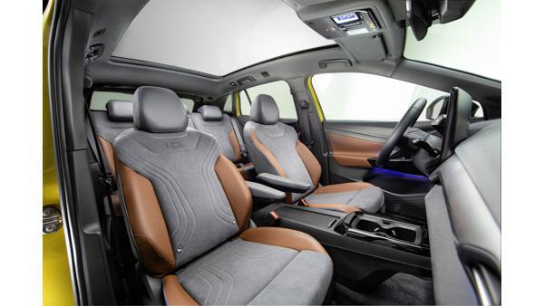 VW ID.4 revealed