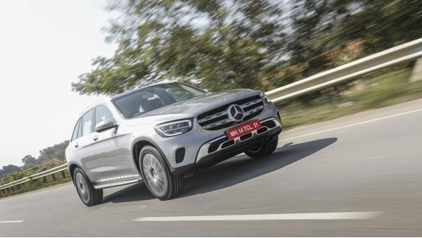 2019 Mercedes-Benz GLC 220d First Drive Review