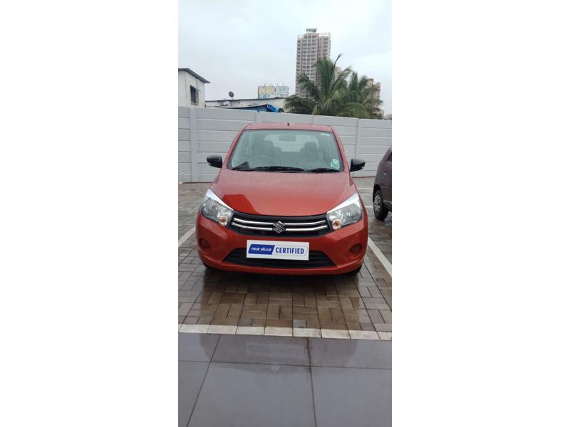 Used 2016 Maruti Suzuki Celerio Car In Thane