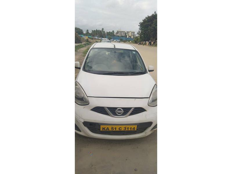 Used 2015 Nissan Micra Car In Bangalore