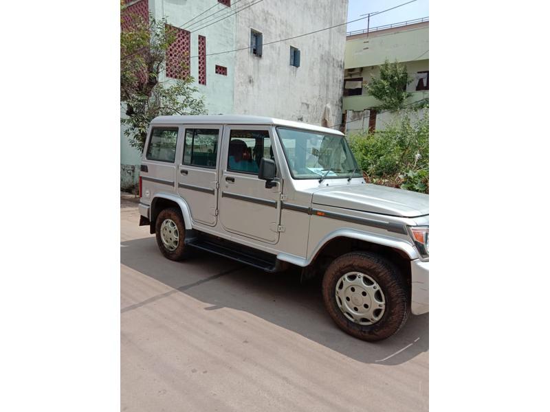 Used 2017 Mahindra Bolero Car In Eluru