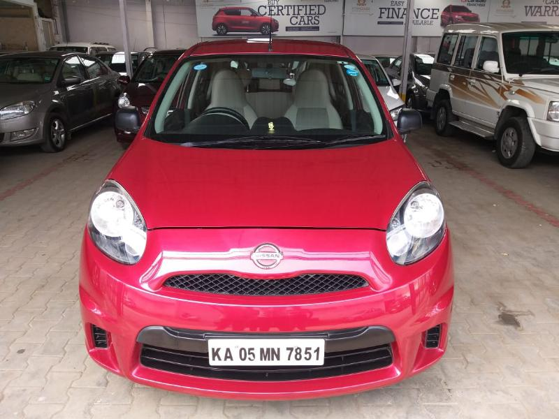 Used 2013 Nissan Micra Car In Bangalore