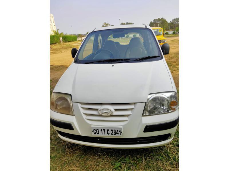 Used 2011 Hyundai Santro Xing Car In Jagdalpur