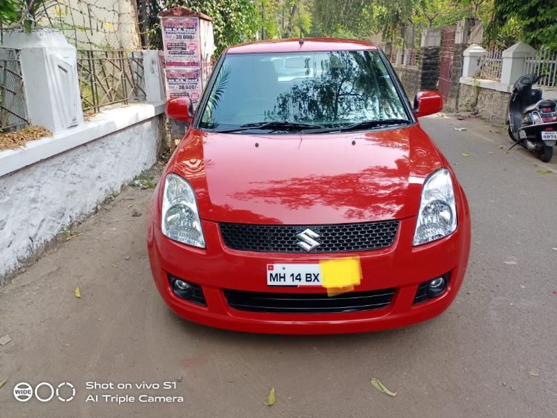Used 2010 Maruti Suzuki Swift Car In Pune