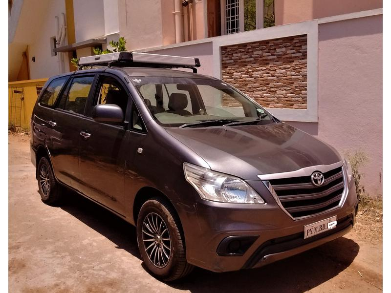 Used 2010 Toyota Innova Car In Pondicherry