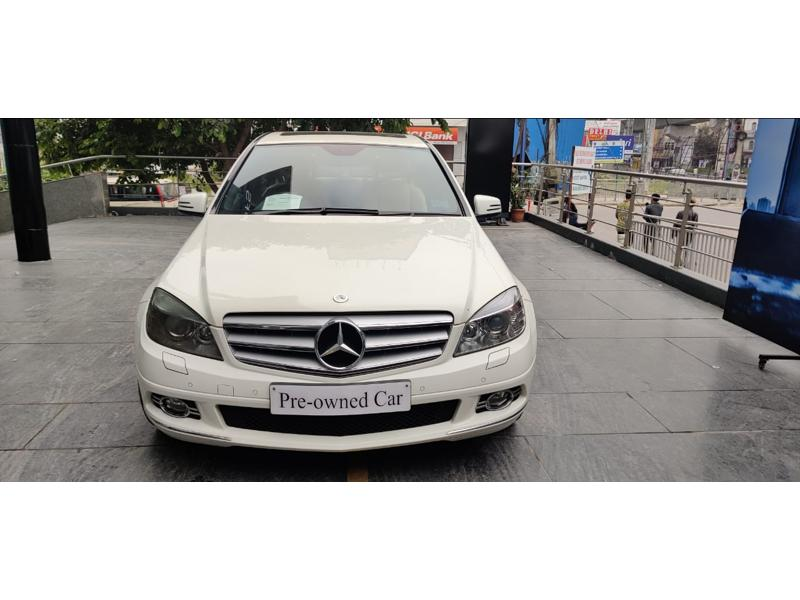 Used 2011 Mercedes Benz C Class Car In East Godavari