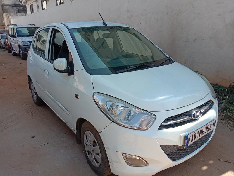 Used 2011 Hyundai i10 Car In Bangalore