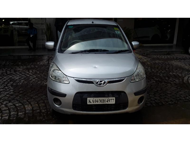 Used 2010 Hyundai i10 Car In Bangalore
