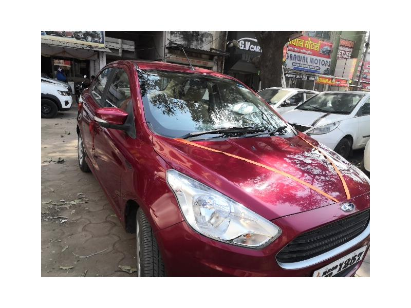 Used 2019 Ford Figo Aspire Car In Dhar