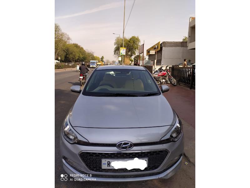 Used 2017 Hyundai Elite i20 Car In Kishangarh