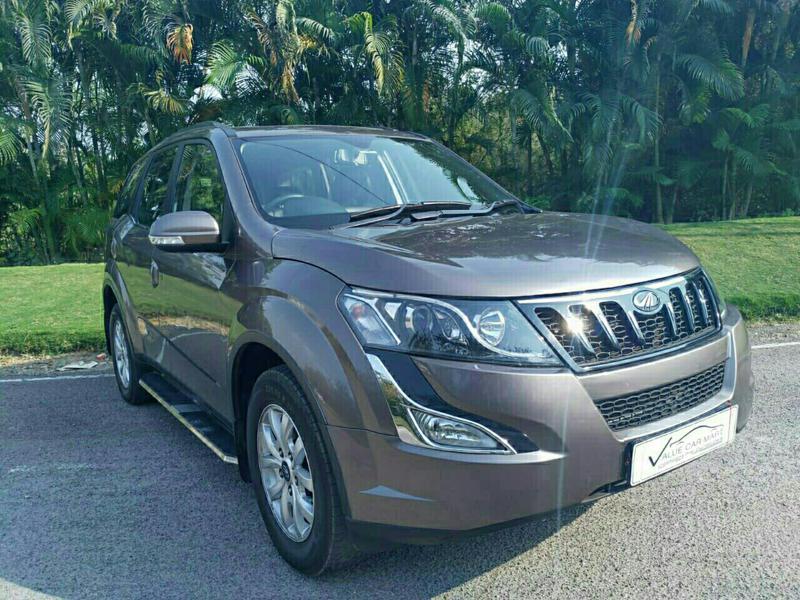 Used 2018 Mahindra XUV500 Car In Hyderabad