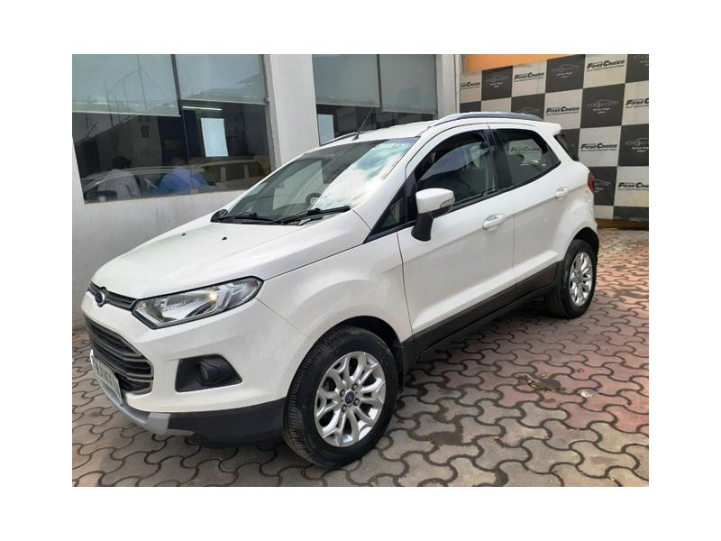 Used 2014 Ford EcoSport Car In Dausa