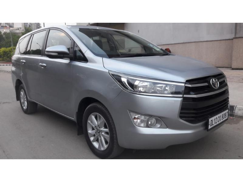 Used 2016 Toyota Innova Crysta Car In Gurgaon