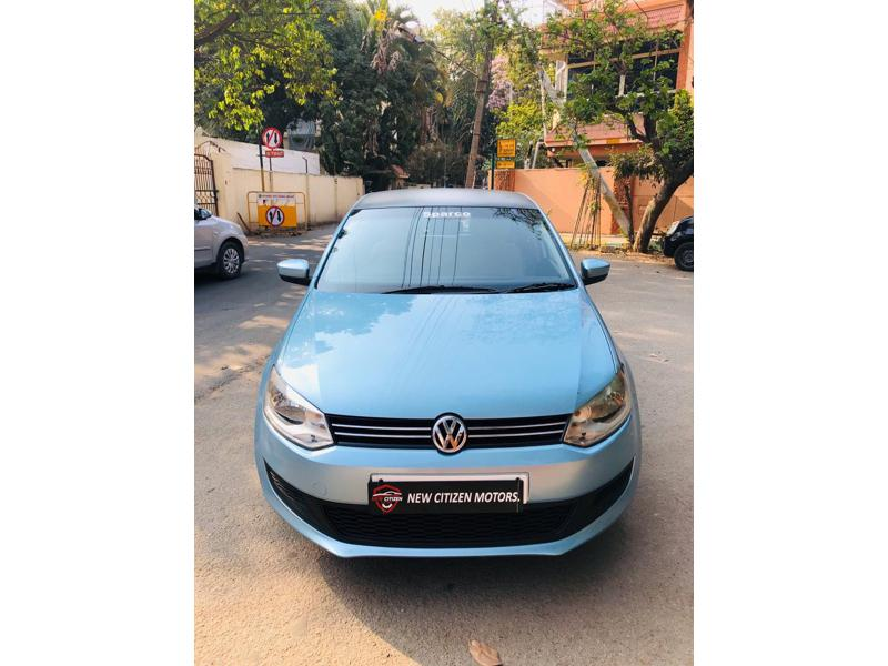 Used 2011 Volkswagen Polo Car In Bangalore