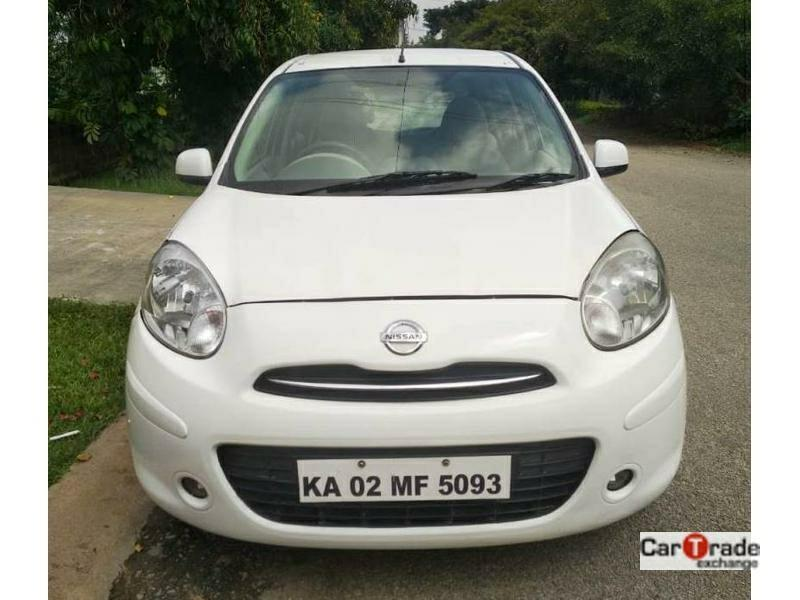 Used 2011 Nissan Micra Car In Bangalore