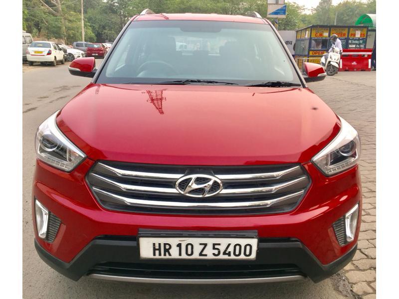 Used 2015 Hyundai Creta Car In New Delhi
