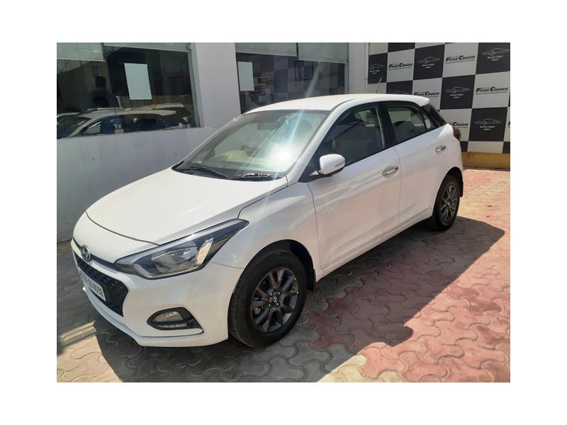 Used 2019 Hyundai Elite i20 Car In Sawai Madhopur