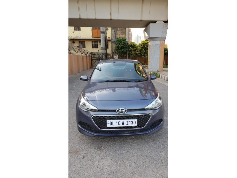 Used 2017 Hyundai Elite i20 Car In New Delhi