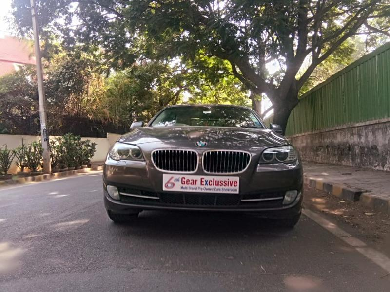 Used 2011 BMW 5 Series Car In Bangalore