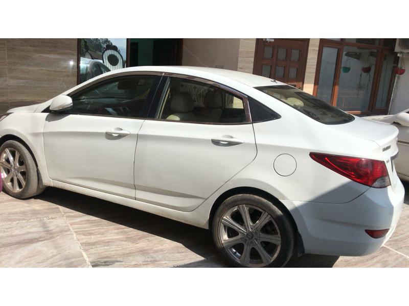 Used 2011 Hyundai Verna Car In Mohali