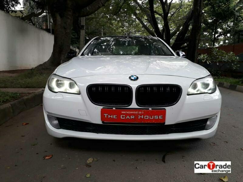 Used 2010 BMW 5 Series Car In Bangalore