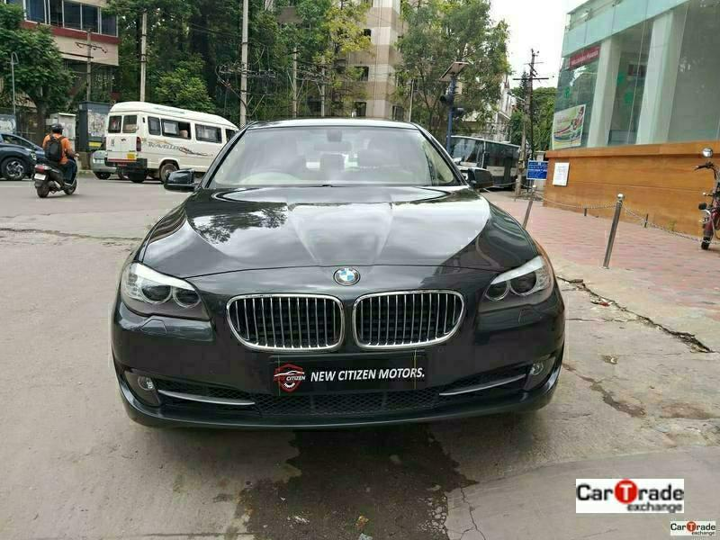 Used 2014 BMW 5 Series Car In Bangalore