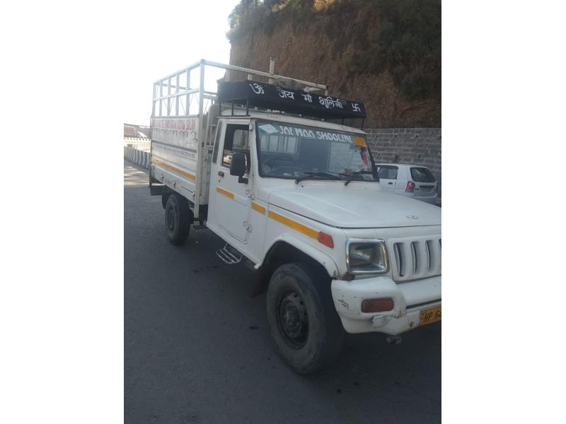 Used 2011 Mahindra Bolero Car In Solan