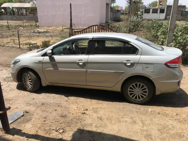 Used 2017 Maruti Suzuki Ciaz Car In Akola