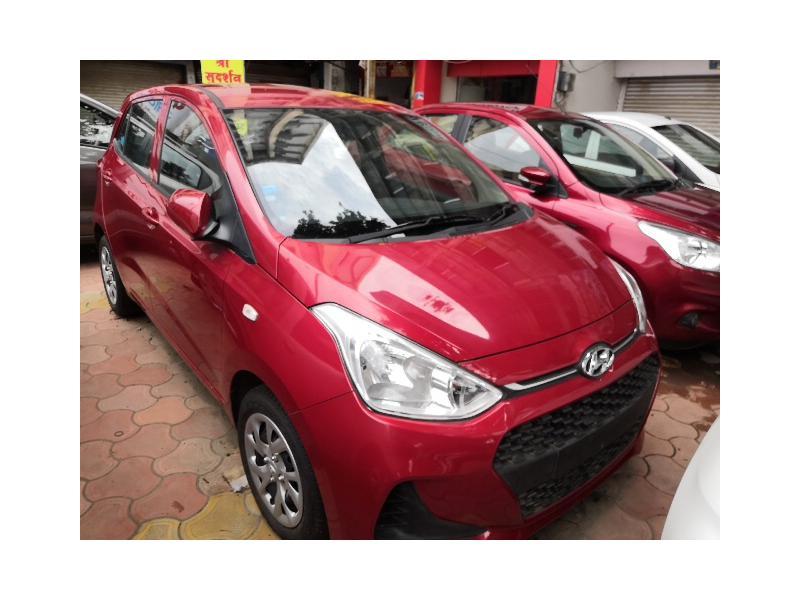 Used 2018 Hyundai Grand i10 Car In Ujjain