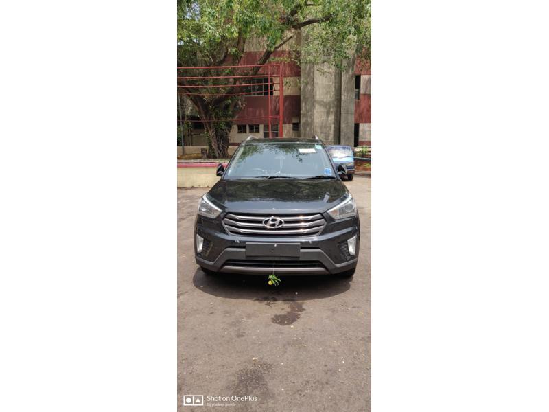 Used 2019 Hyundai Creta Car In Bangalore