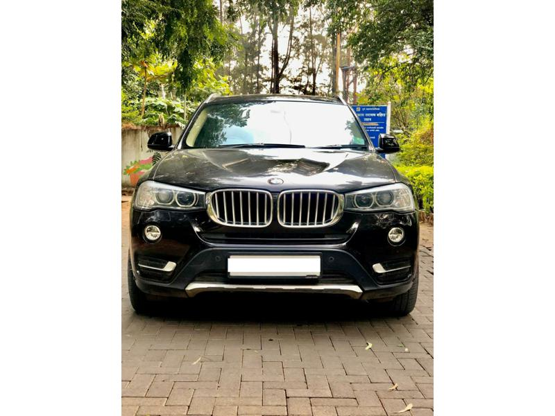 Used 2015 BMW X3 Car In Pune