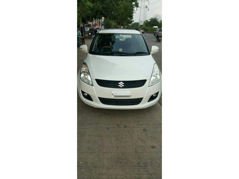 Used 2013 Maruti Suzuki Swift Car In Khandwa