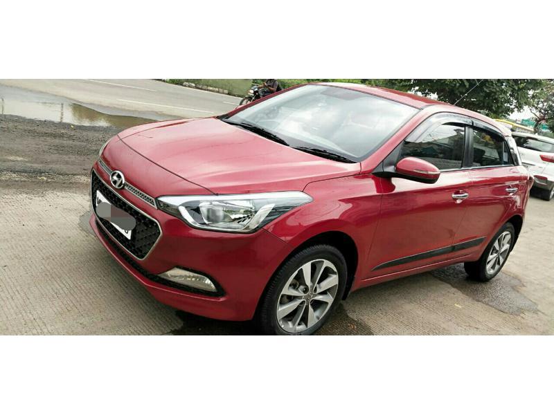 Used 2016 Hyundai Elite i20 Car In Ujjain