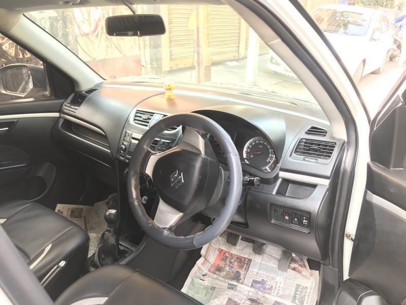 Used 2016 Maruti Suzuki Swift Car In Siliguri