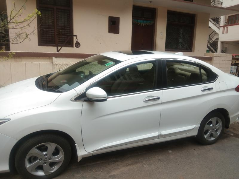 Used 2016 Honda City Car In Bangalore