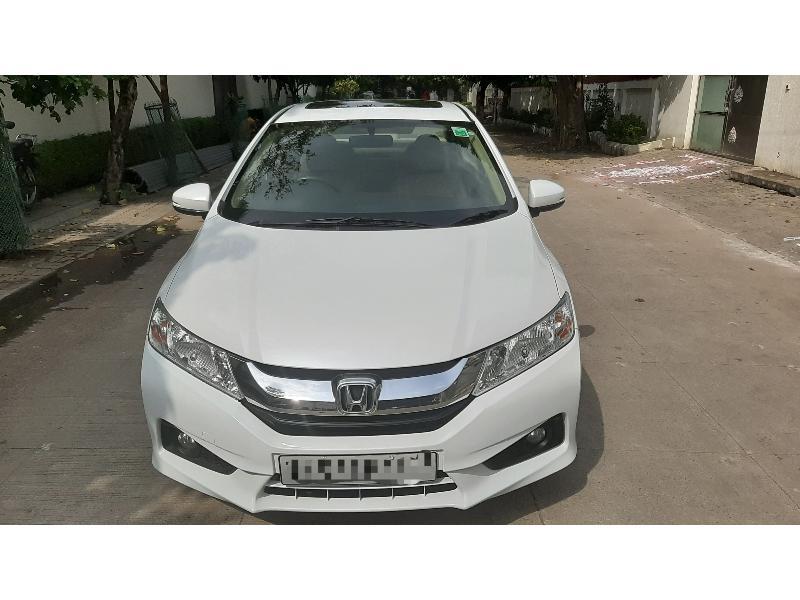Used 2015 Honda City Car In Chennai