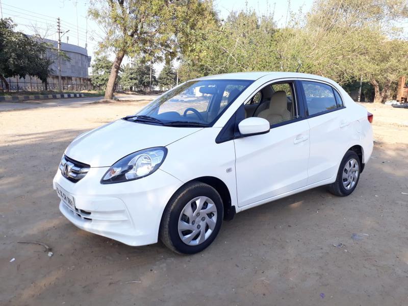 Used 2014 Honda Amaze Car In Gurgaon